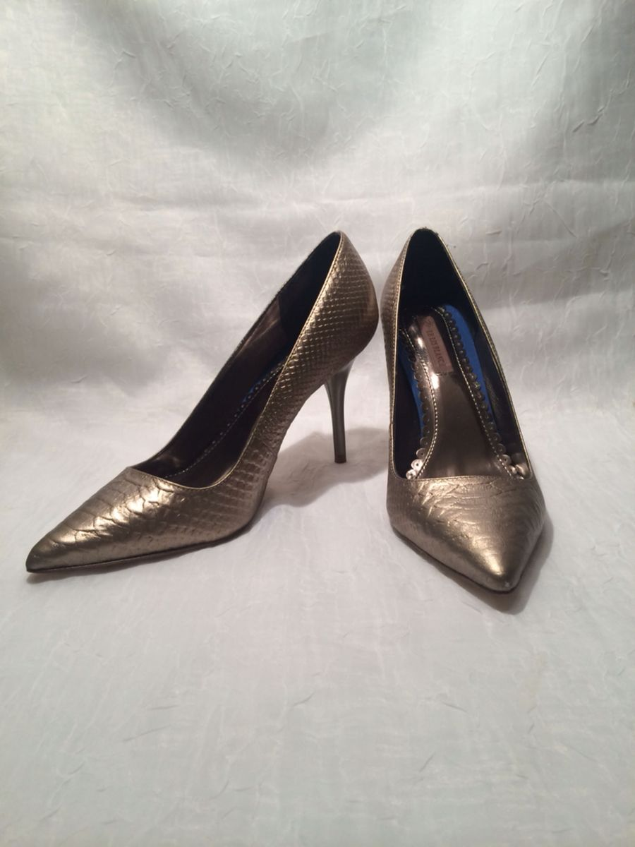 be4fbc385f scarpin ouro velho le lis blanc - sapatos le lis blanc