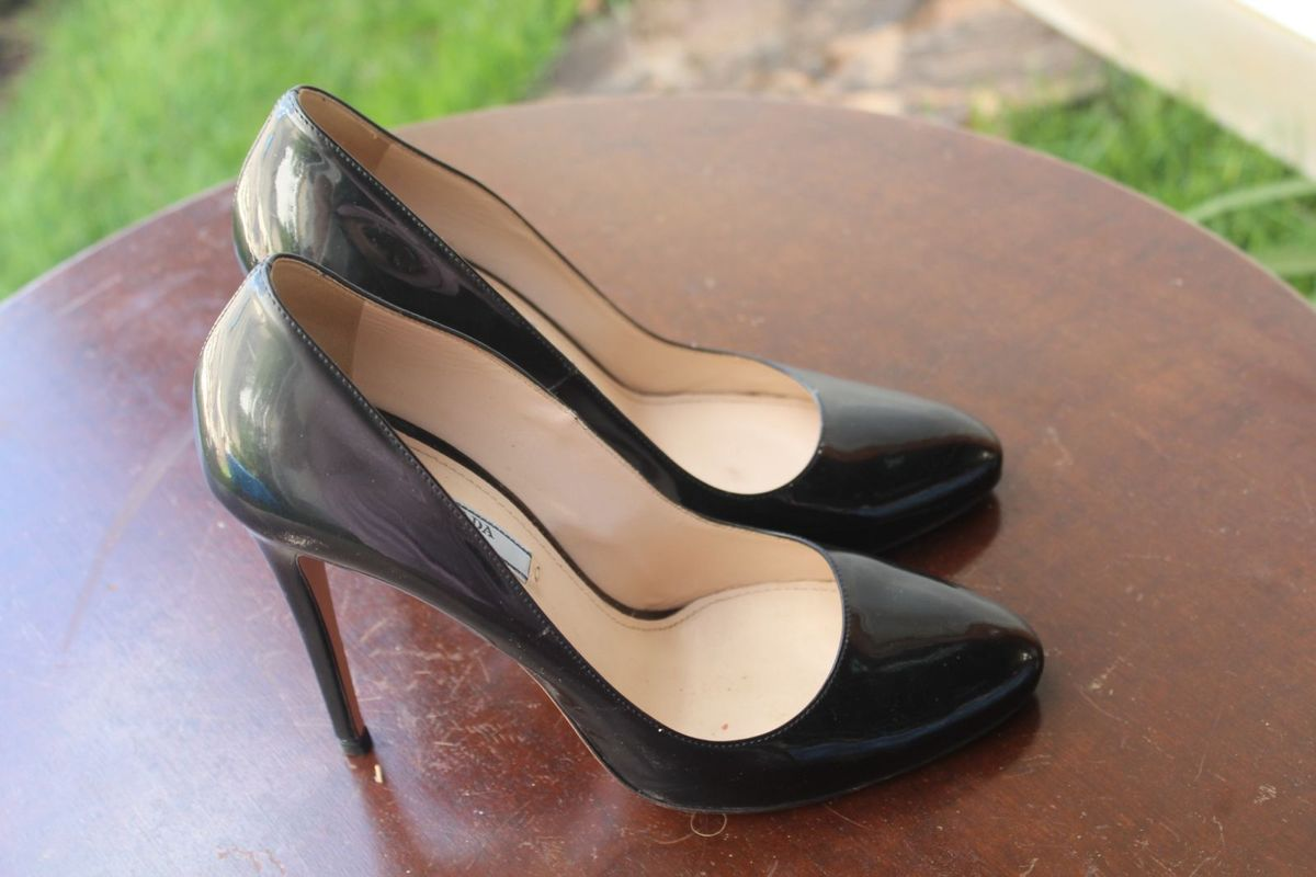 scarpin prada - sapatos prada