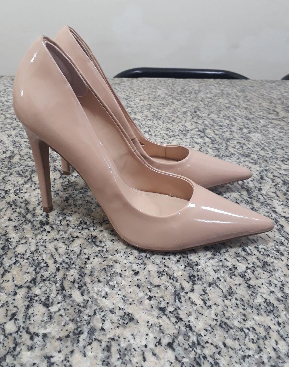 905d74d76b scarpin verniz nude cecconello 39 - sapatos cecconello