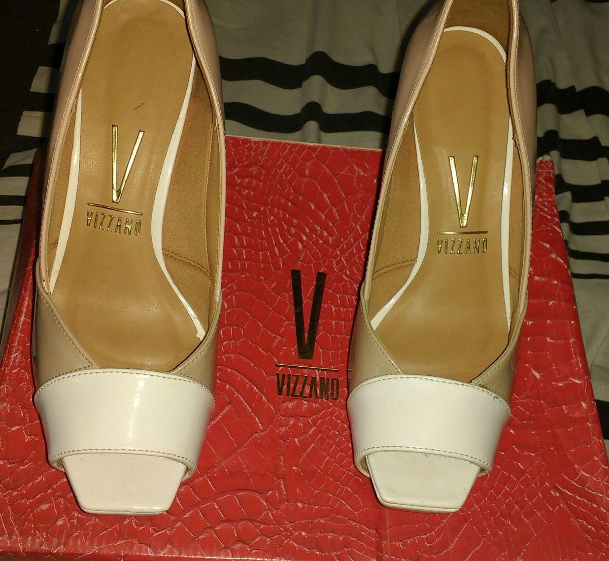 salto vizzano - sandálias vizzano