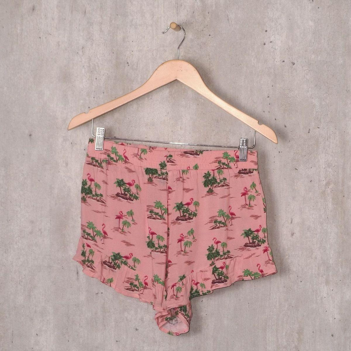 short flamingo - short forever21