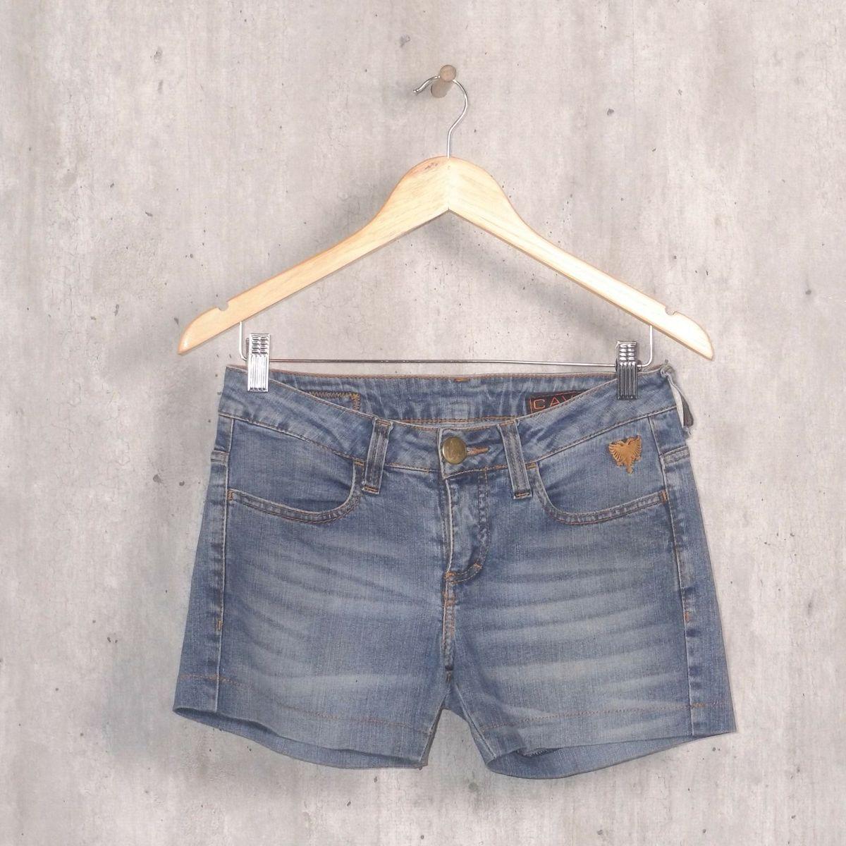 short jeans cavalera - short cavalera