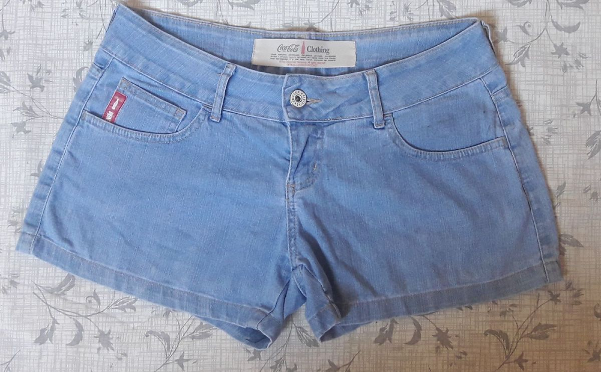 short jeans coca cola - short coca cola