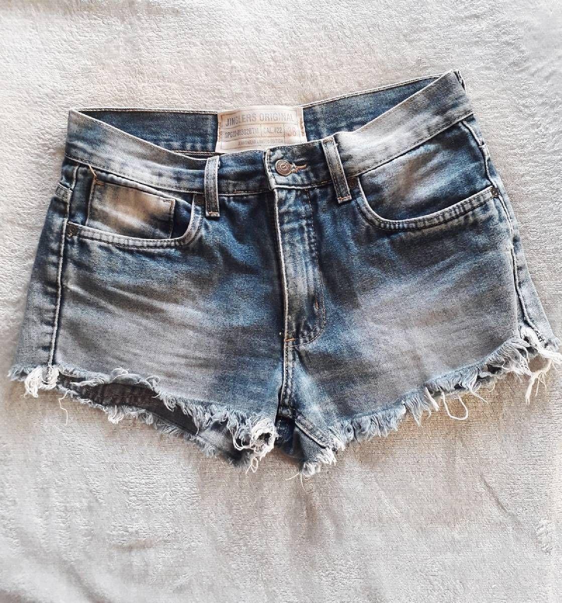 short jeans vintage jinglers - short jinglers