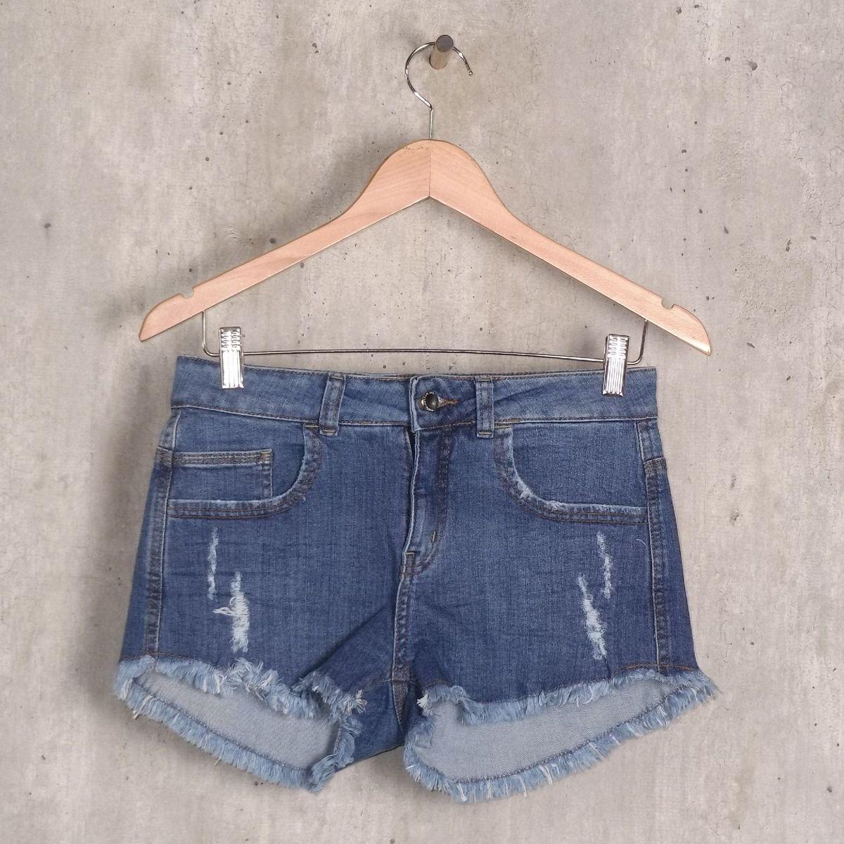 short jeans mustache hering - short hering