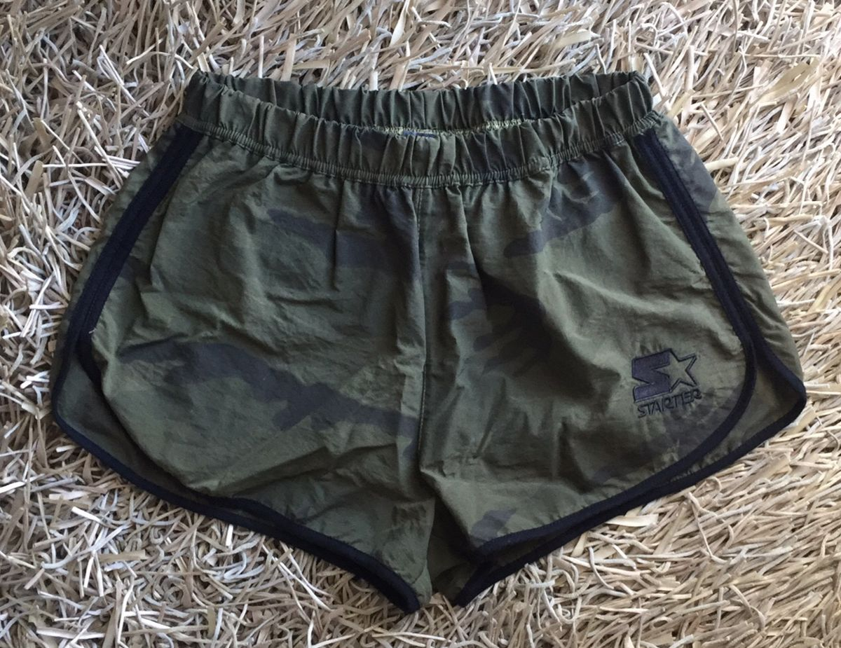shorts camuflado starter - short starter