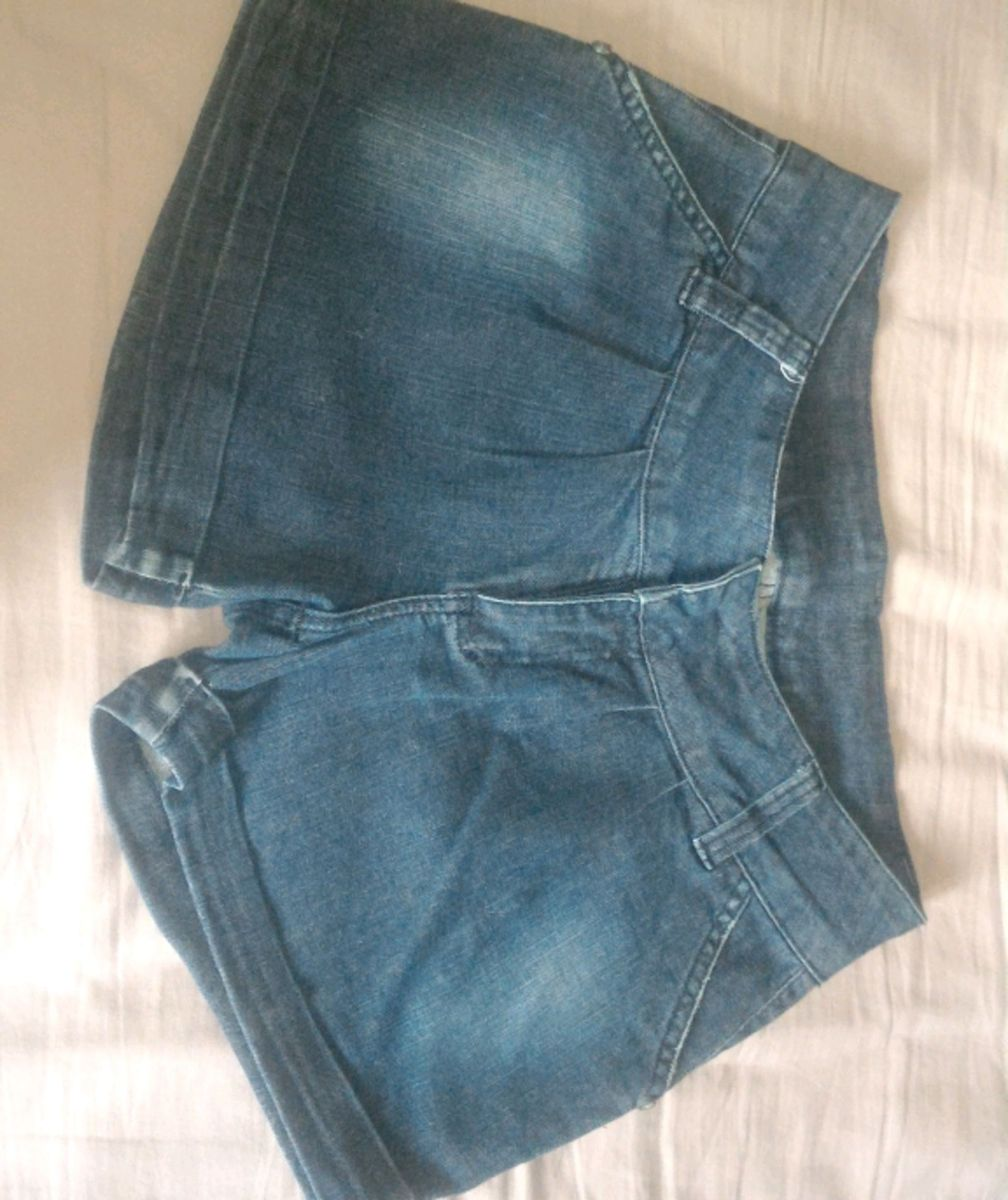 shorts jeans da empório - short empório