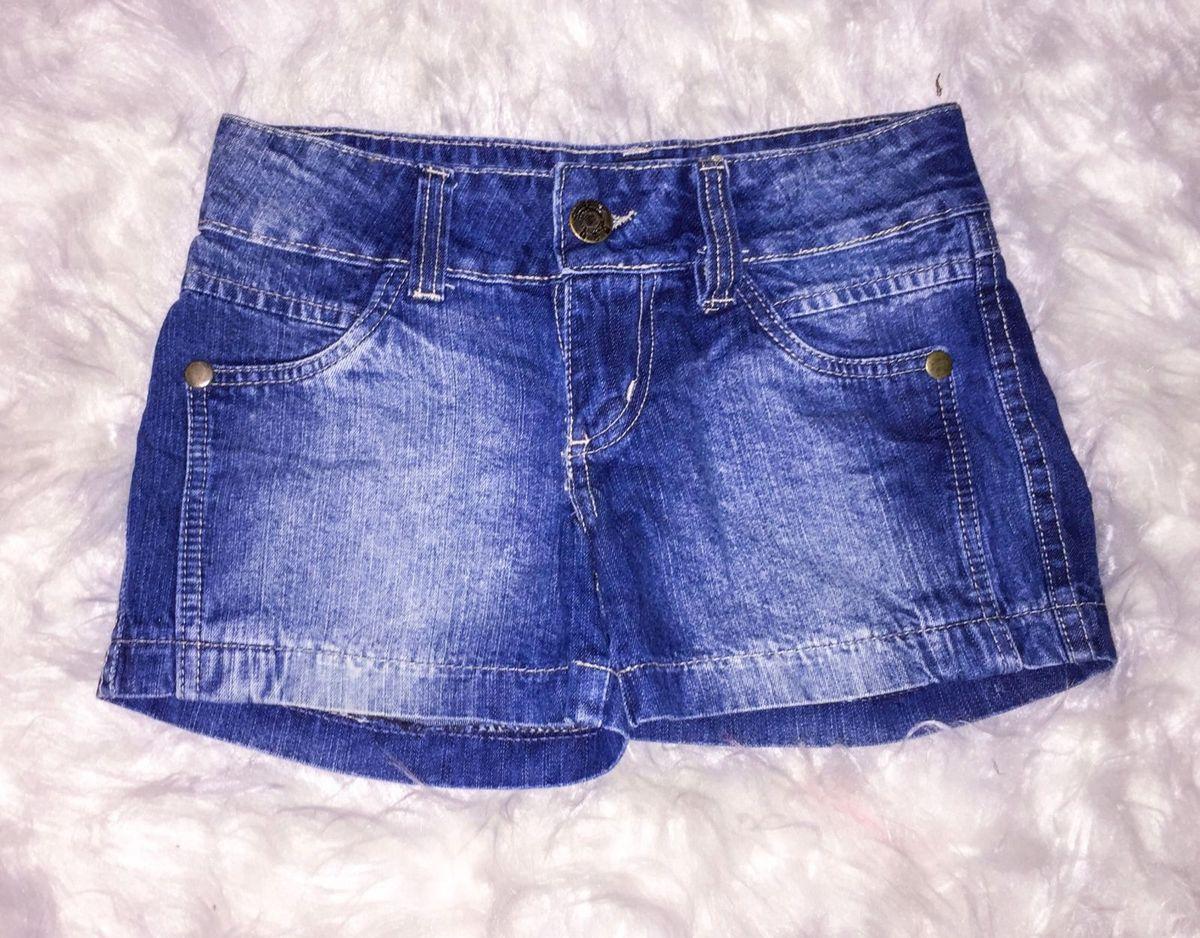 shorts jeans timão vai com petche do corinthians - short corinthians 07c350700a69a