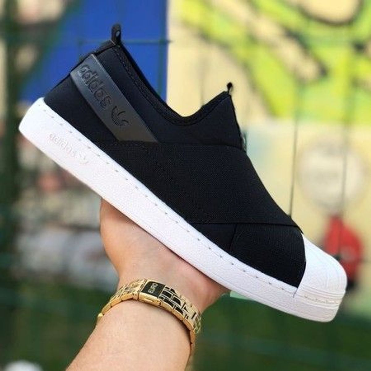 a90f21d319 Slip On 36 Adidas Superstar Moda Top Barato e Estiloso