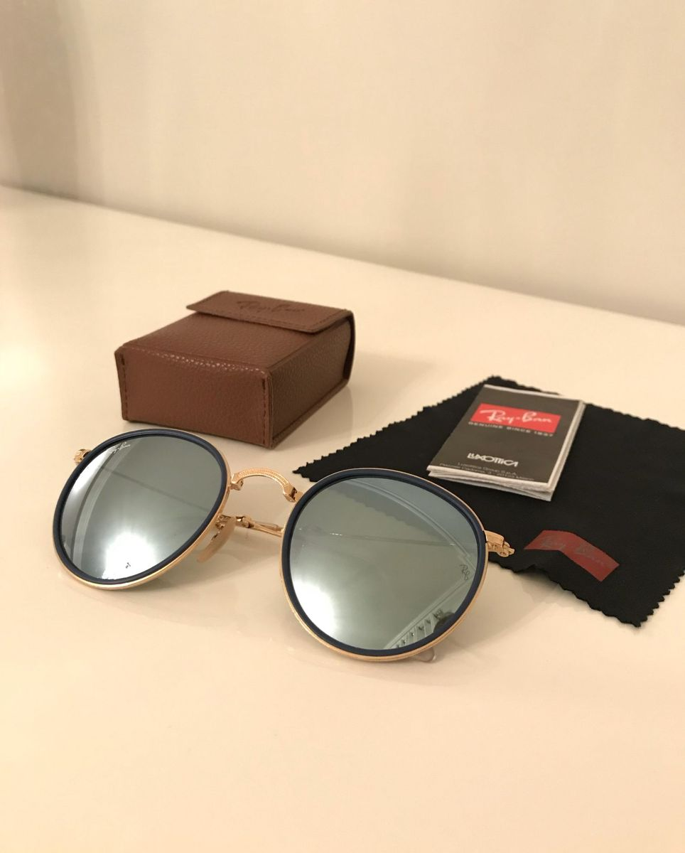 solar rayban espelhado azul - óculos ray-ban.  Czm6ly9wag90b3muzw5qb2vplmnvbs5ici9wcm9kdwn0cy81njy0mjgvzmq1ndm0zgrhngvmmjy4ogq5zduzodazodc0ytk3zduuanbn  ... d182ceb58e