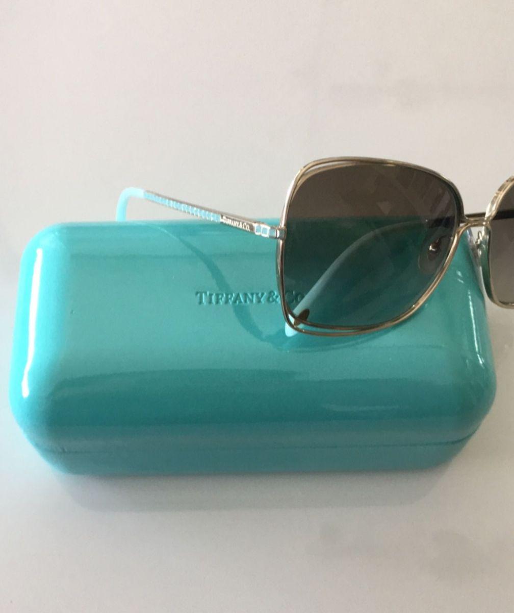 aa3a853ed6a6a Solar Tiffany Musérrimo!!!!   Óculos Feminino Tiffany   Co. Nunca ...