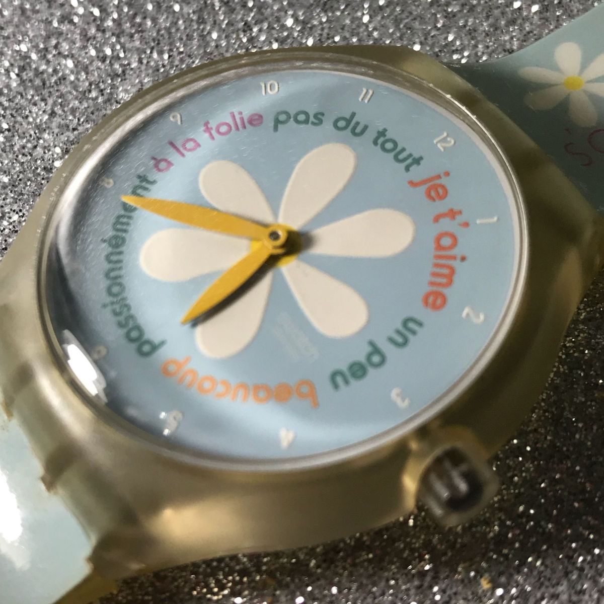 db01aad3062 Swatch Bem Me Quer Mal Me Quer