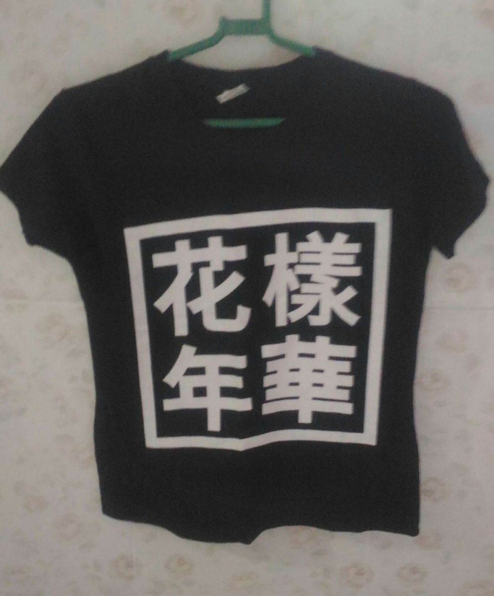 t shirt bts kpop - camisetas sem marca
