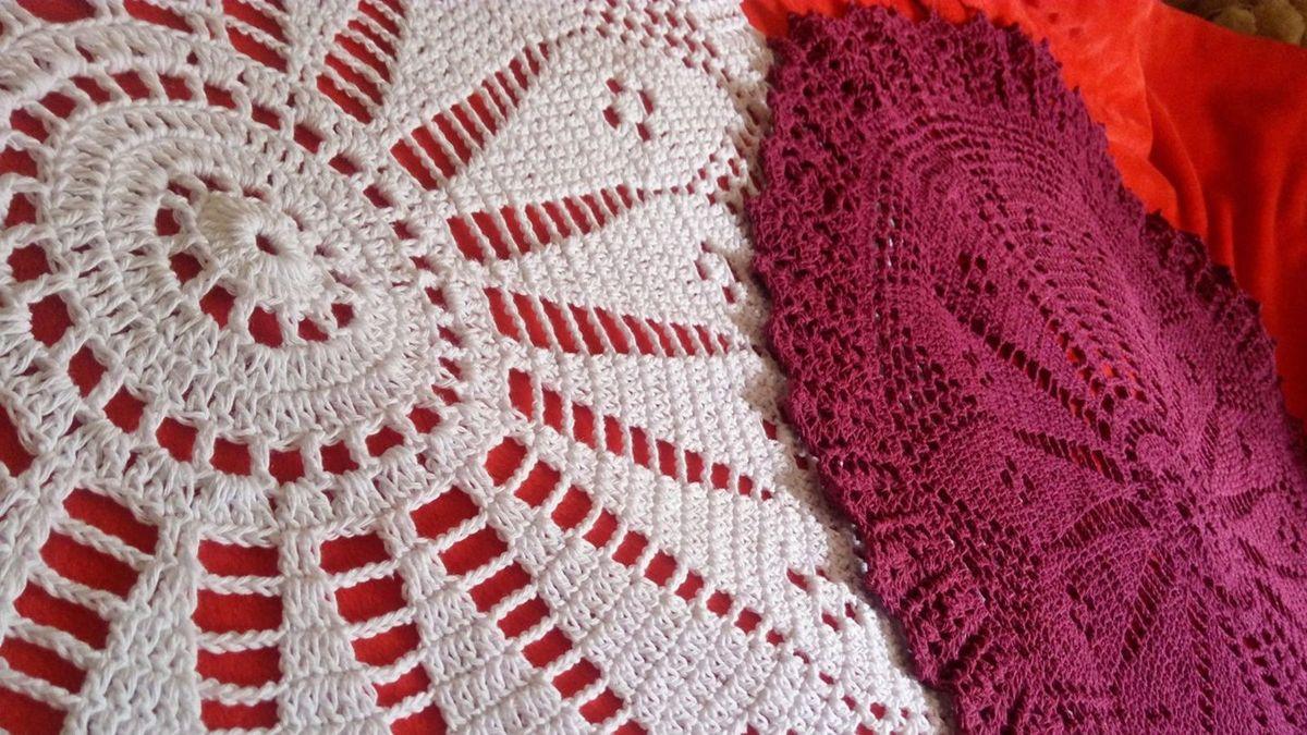 fa053011c Tapete Crochê | Item de Decoração Ateliê Do Crochê By Cris Dickinson ...