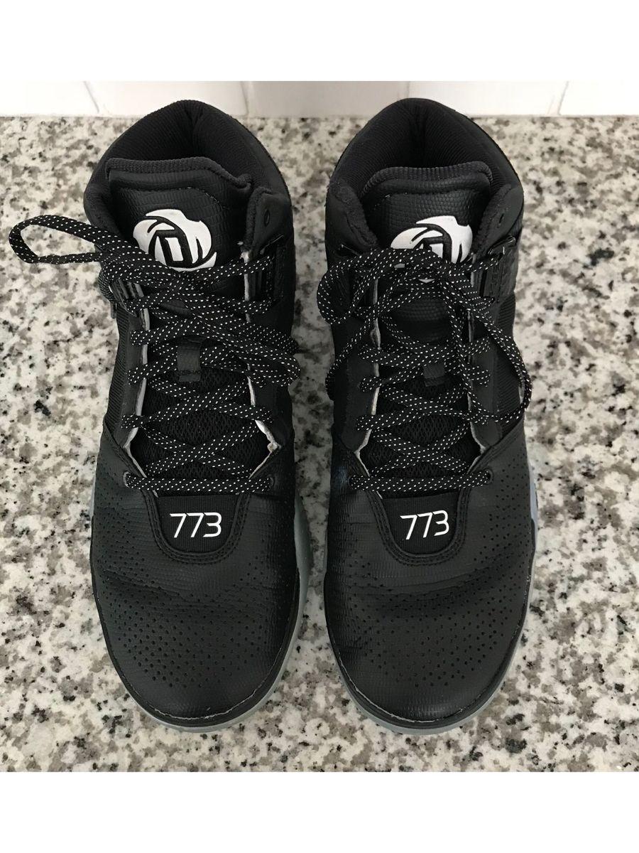 Tênis Adidas Derrick Rose 773 Tam. 10 Usa 42 Brasil fb07e4aeb5783