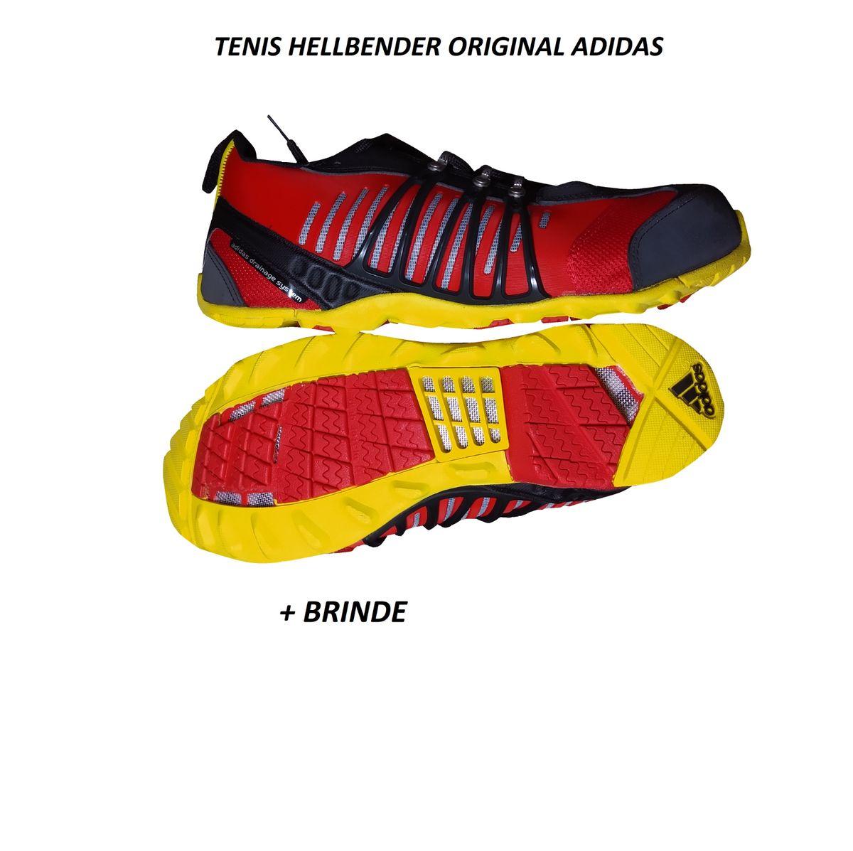 53245a71d71 tênis adidas hellbender original - tênis adidas.  Czm6ly9wag90b3muzw5qb2vplmnvbs5ici9wcm9kdwn0cy8xmdqxnjg3my80zdy3yjfjywjjntflmja5ngfimdczogy2yzbkn2uxmi5qcgc  ...