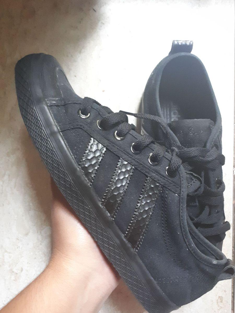 102cce837fe Tênis Adidas Honey Low Original Tam 38