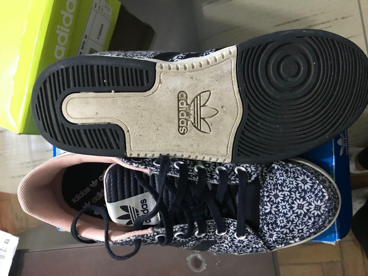 d2e2cd994d7 Tênis Adidas Originals Court Side Low Florido