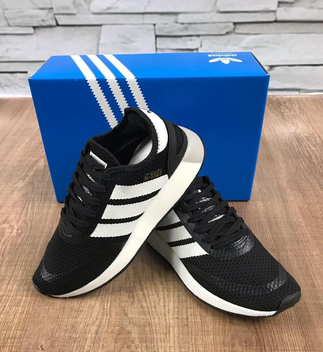 93843b805c8dd tênis adidas preto iniki runner boost masculino original - tênis adidas