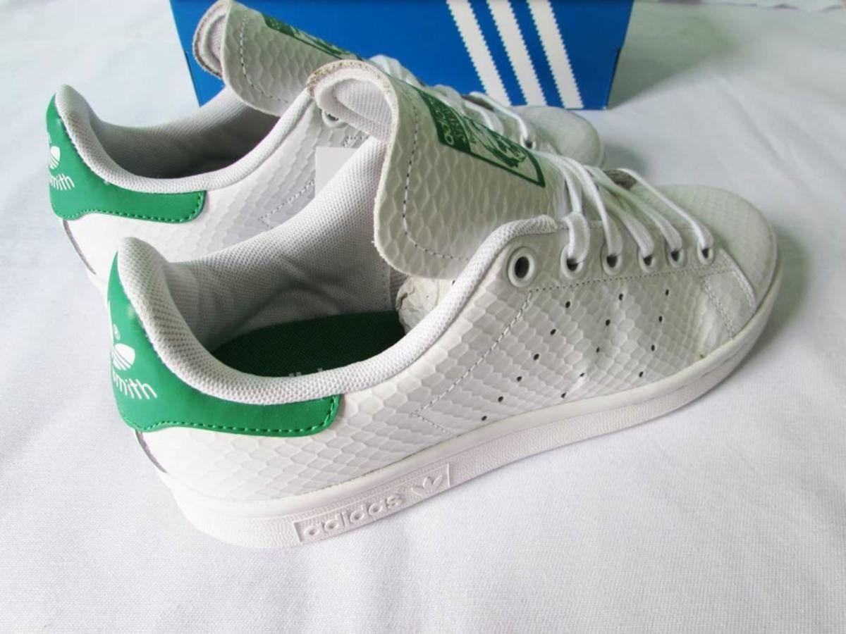 Tenis Adidas Stan Smith 36 Feminino Colmeia Gloss Forma Grande ... d2c978e2fb7d4