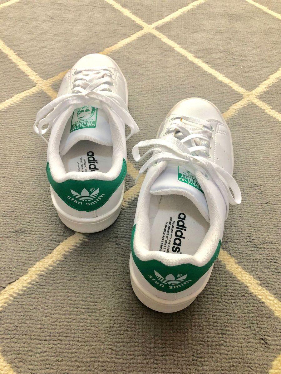 tênis adidas stan smith - tênis adidas