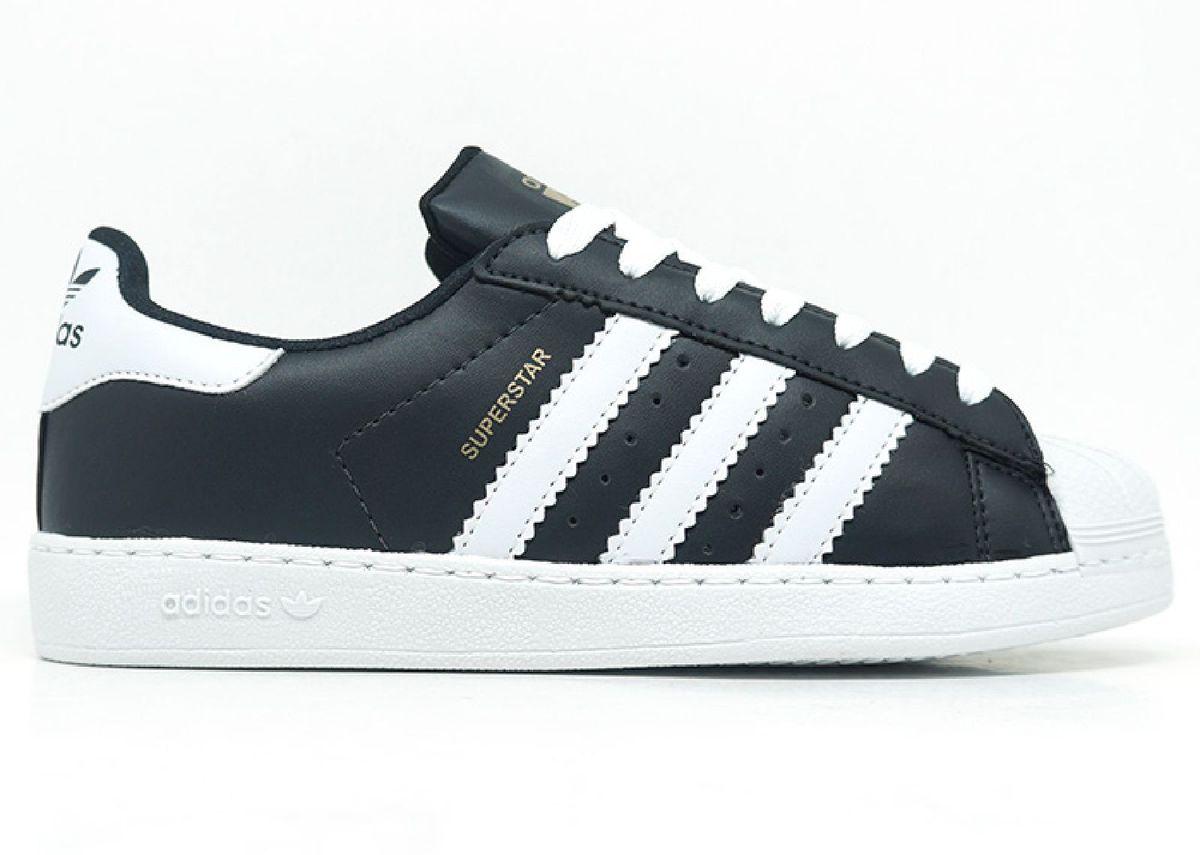fc0dd306445 adidas superstar preto e branco