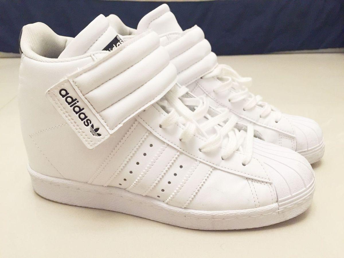 09bb3090afe tênis adidas superstar up - tênis adidas.  Czm6ly9wag90b3muzw5qb2vplmnvbs5ici9wcm9kdwn0cy81ndayoduxlzixnzc5mjm2mjdinziwyjrlzjgxmjc2mtc5n2q2zjfilmpwzw  ...