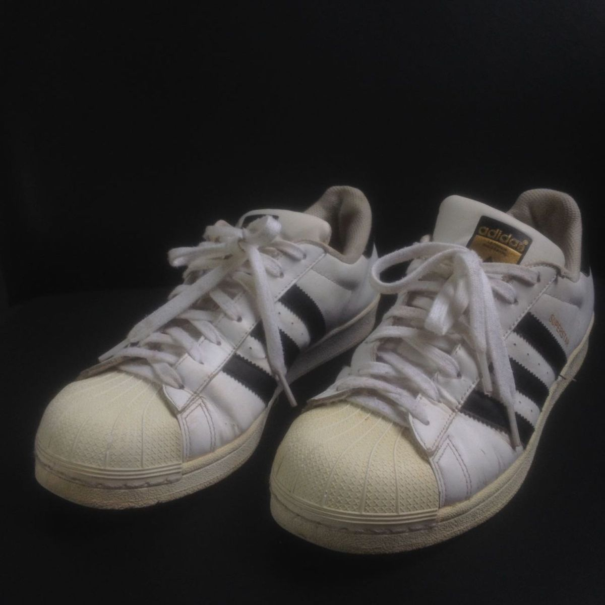 3c9b357a Tenis Adidas Superstar   Tênis Masculino Adidas Usado 28737064   enjoei