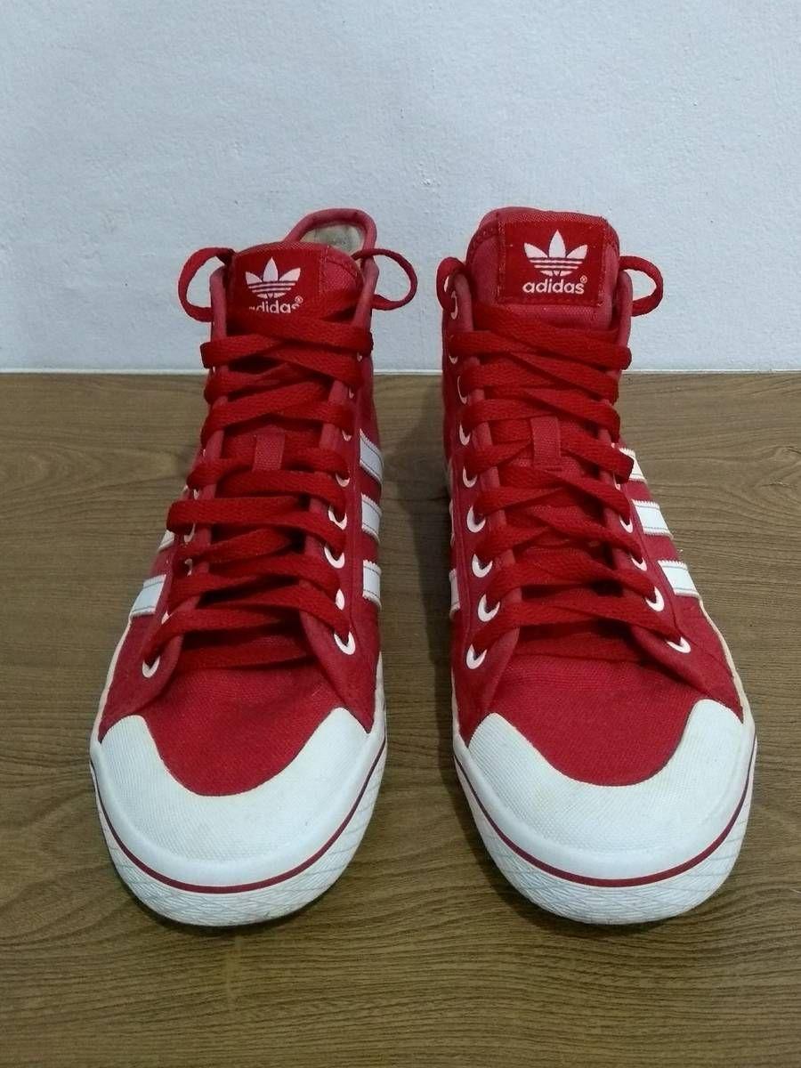 neumático Querido autor  Tenis Adidas Vermelho   Produto Feminino Adidas Usado 34781761   enjoei