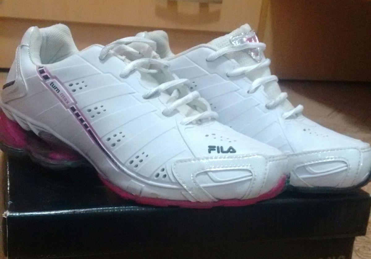 ba9f982c93e Tenis Branco e Rosa