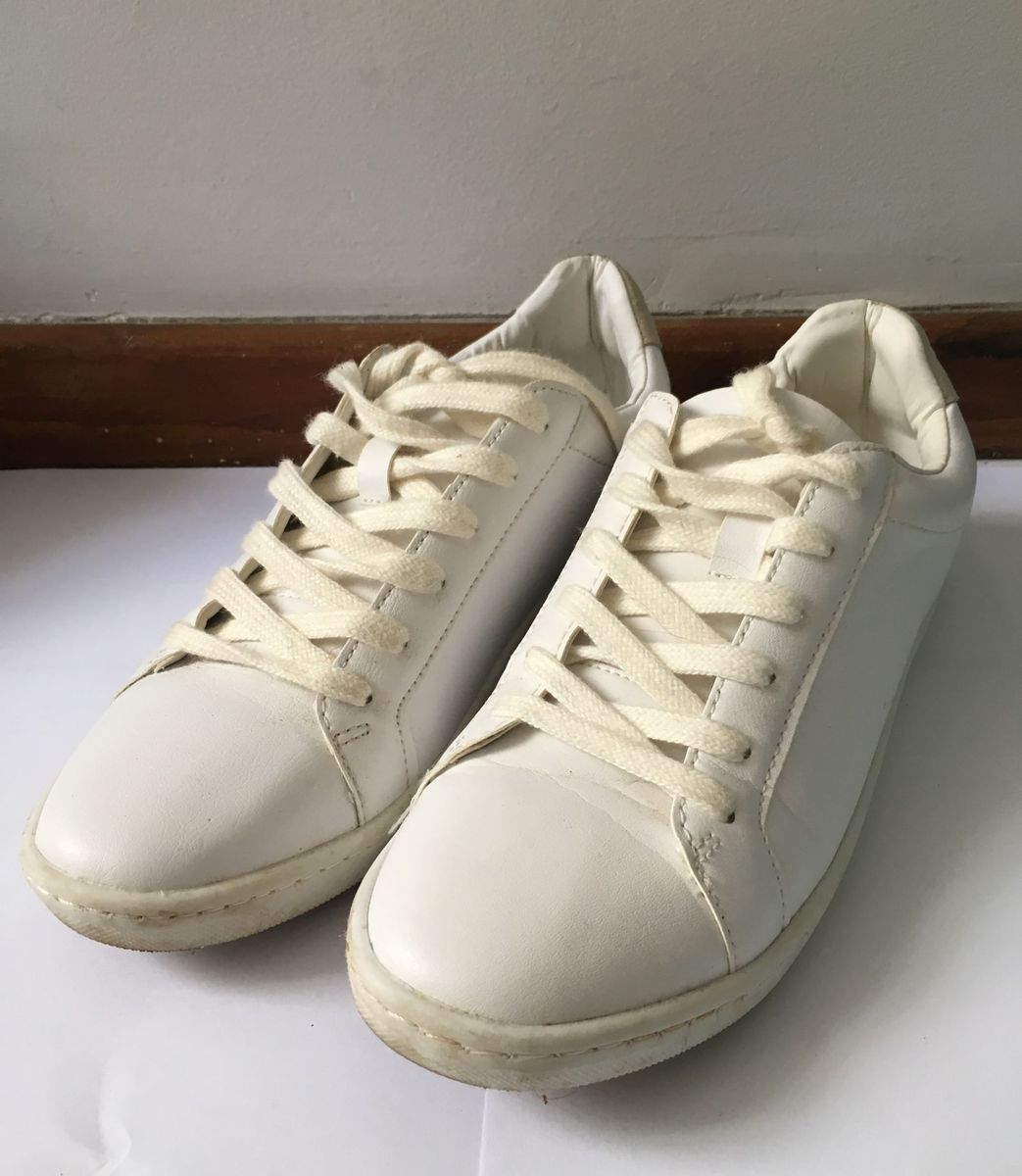 5cb8391e7d9 tênis branco zara - tênis zara.  Czm6ly9wag90b3muzw5qb2vplmnvbs5ici9wcm9kdwn0cy85mtm3mdm4lzywzwixztviotgymzfimte3nwezy2u1nzq4mzqxytq1lmpwzw  ...