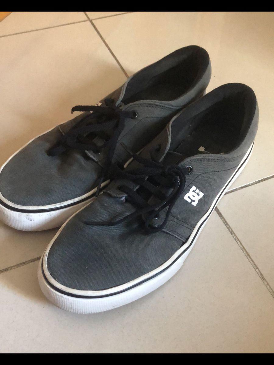 db8610df951 tenis dc shoes trase tx preto e branco - tênis dc shoes