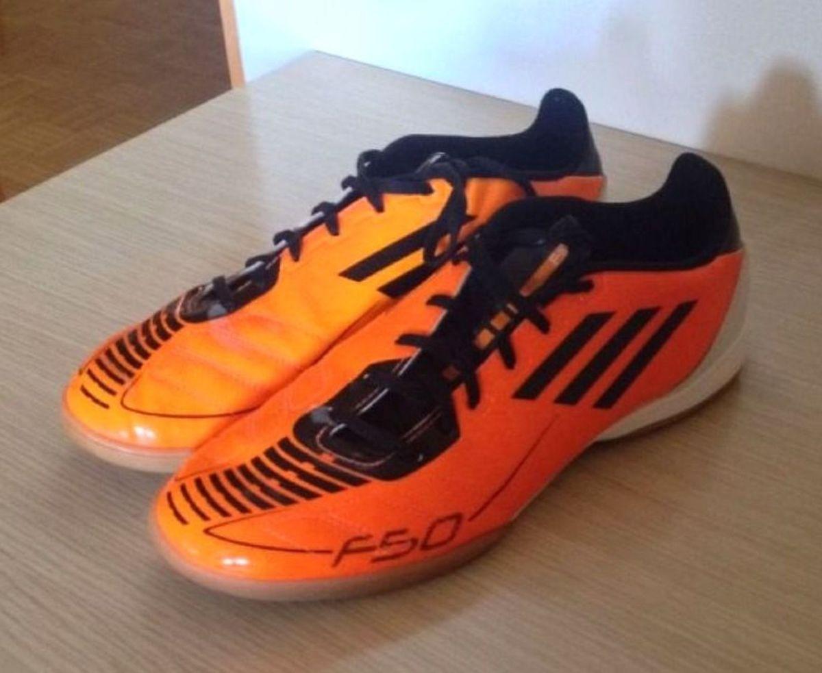 Propio morir café  Tênis de Futsal Adidas F50   Tênis Masculino Adidas Usado 696843   enjoei