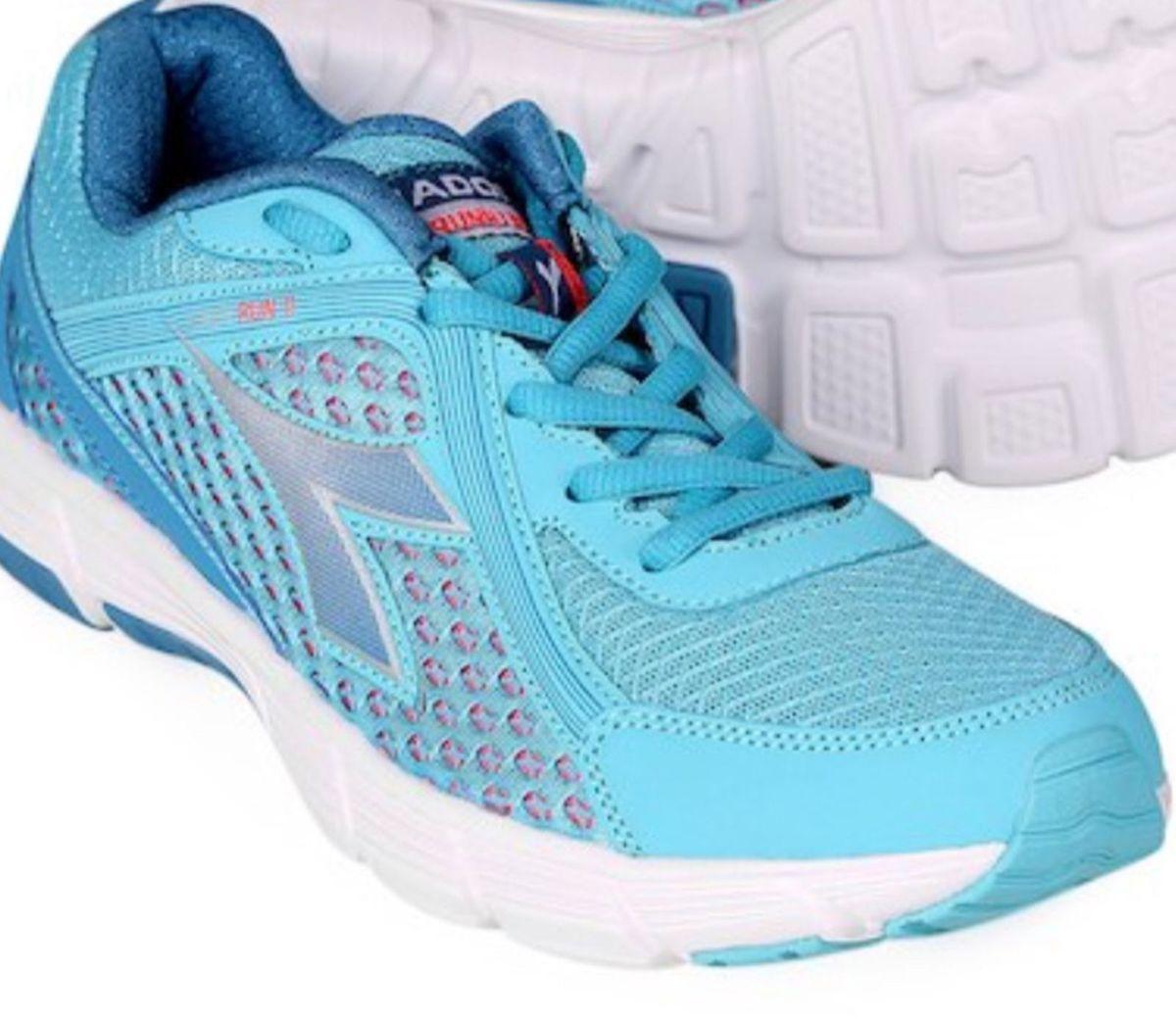 tênis diadora easy run 2 - tênis tênis diadora easy run 2 feminino - azul 813dfdc164eaa