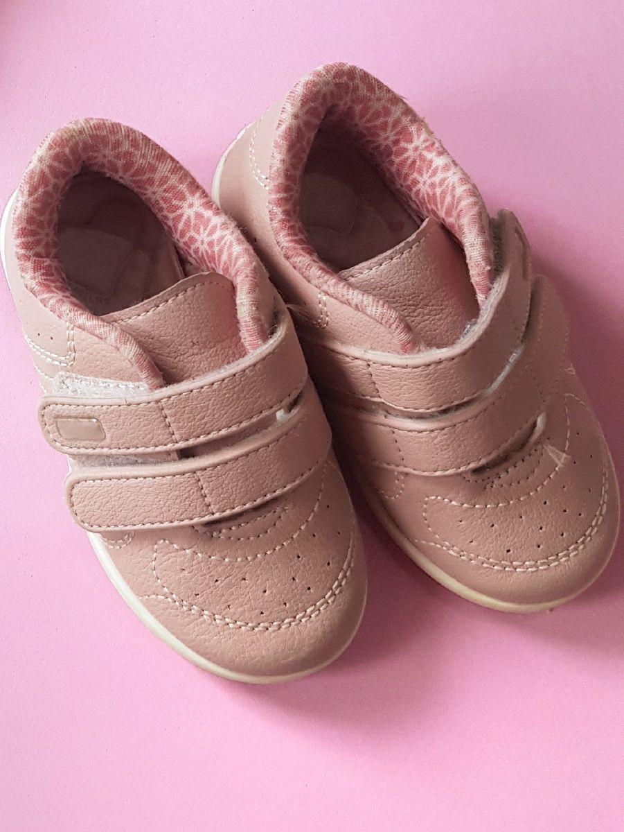 Tênis Infantil   Calçado Infantil para Meninas Shopia