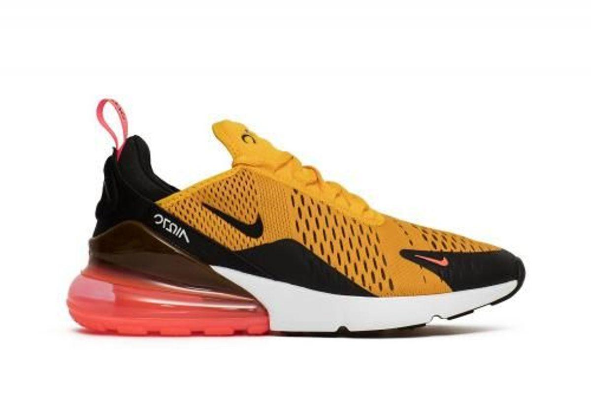cd12aa17a Tenis Nike Air Max 27c Amarelo Original Numero 40 | Tênis Feminino ...