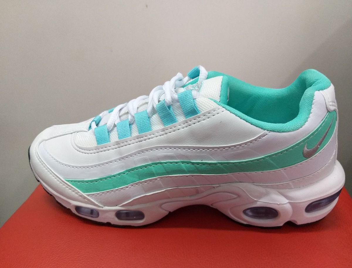 miel Pase para saber preferible  Tênis Nike Air Max 95 | Tênis Feminino Nike Nunca Usado 37925556 | enjoei
