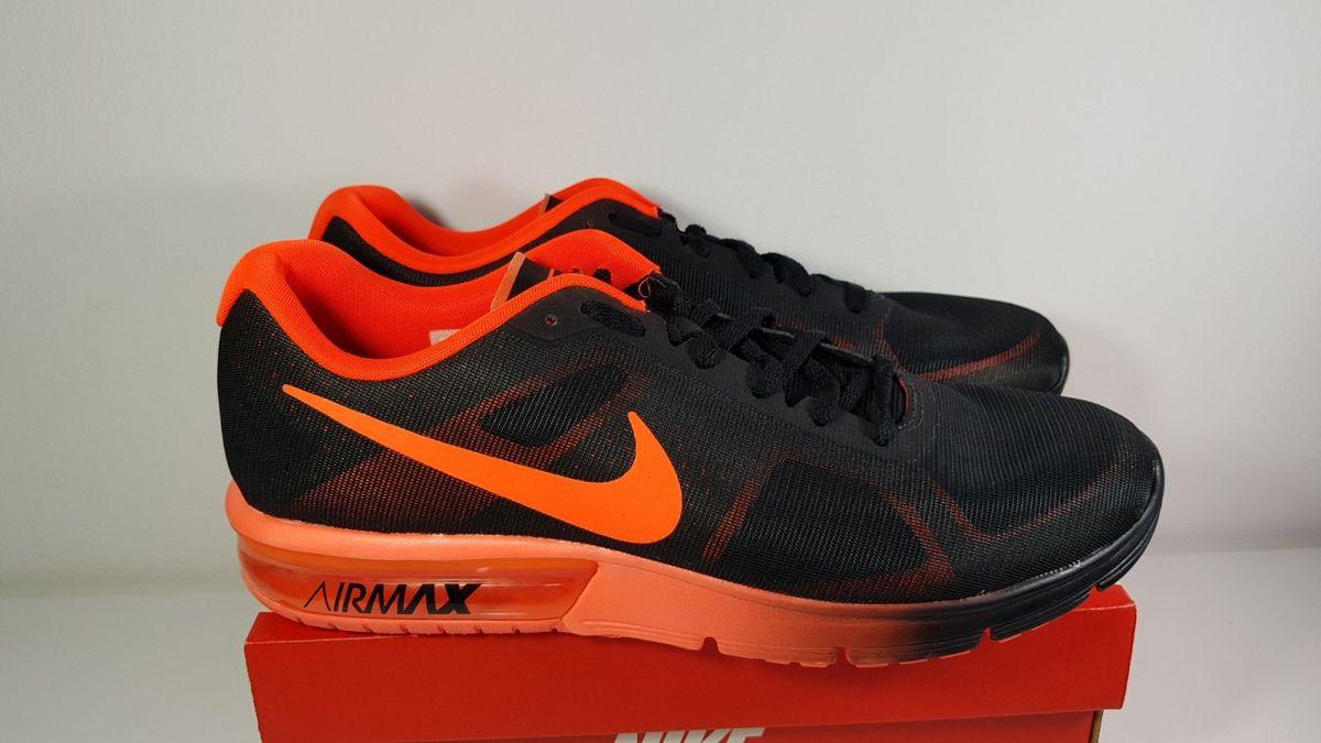 988a5f238 Tênis Nike Air Max Sequent