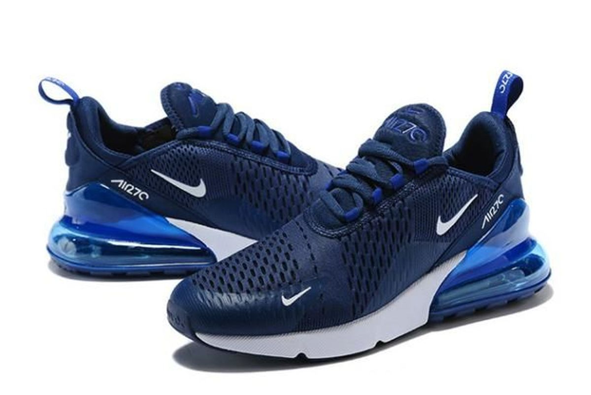 enchufe Producto becerro  Tenis Nike Airmax 27c Azul Original Numero 38 | Tênis Masculino Nike Nunca  Usado 32285240 | enjoei