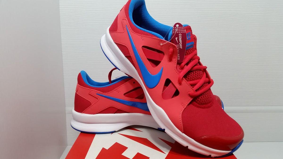 7c37c01577 tênis nike in-season tr 3 vermelho-azul-branco - tênis nike