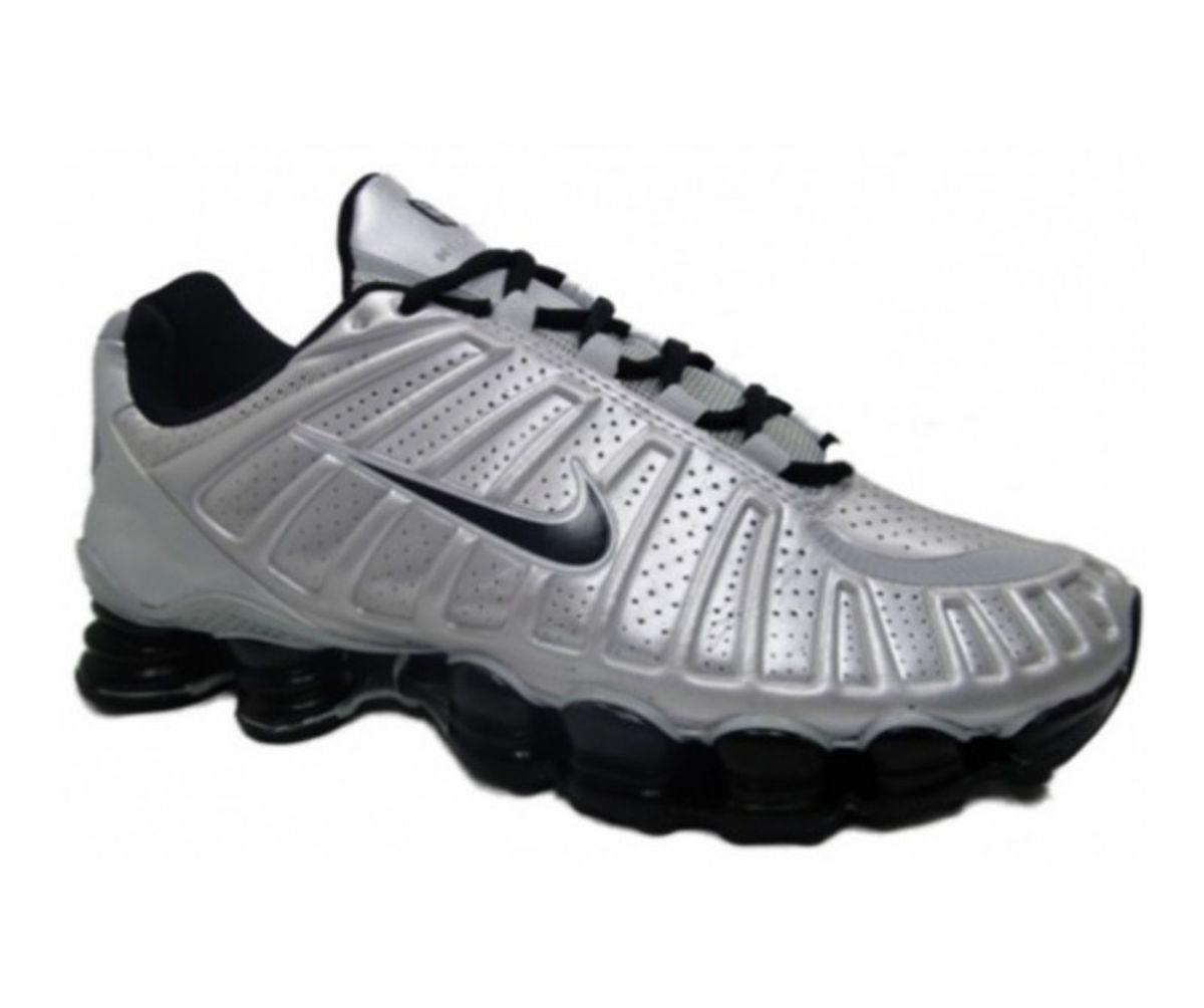 Tenis Nike Shox 12 Molas  a826c0d4e