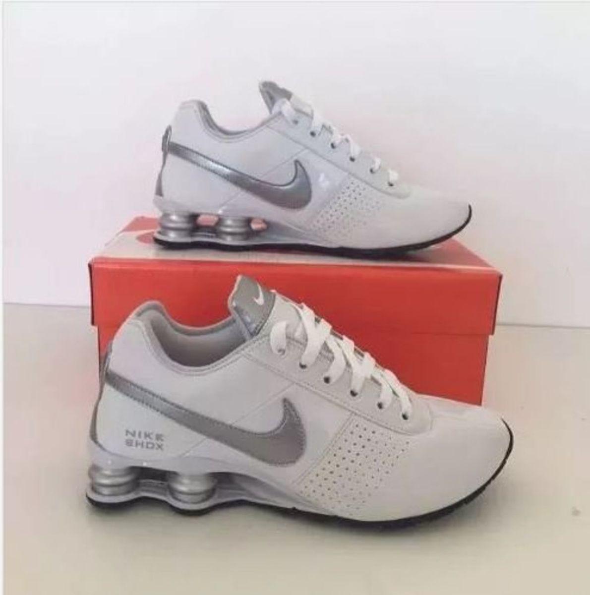 b924bf557335b Tenis Nike Shox Deliver Masculino Numero 39   Tênis Feminino Nike ...