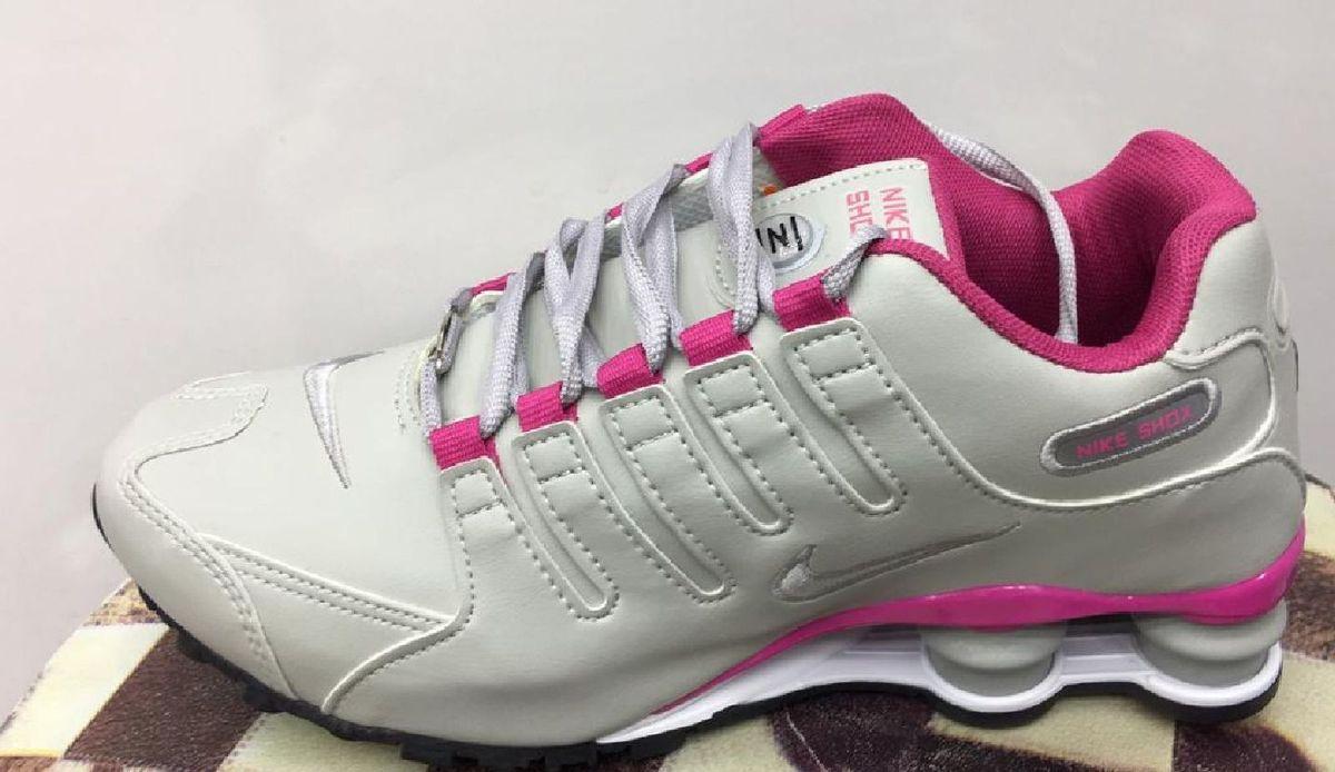 ce247467340ab tenis nike shox nz feminino lançamento oferta número 34 - tênis nike