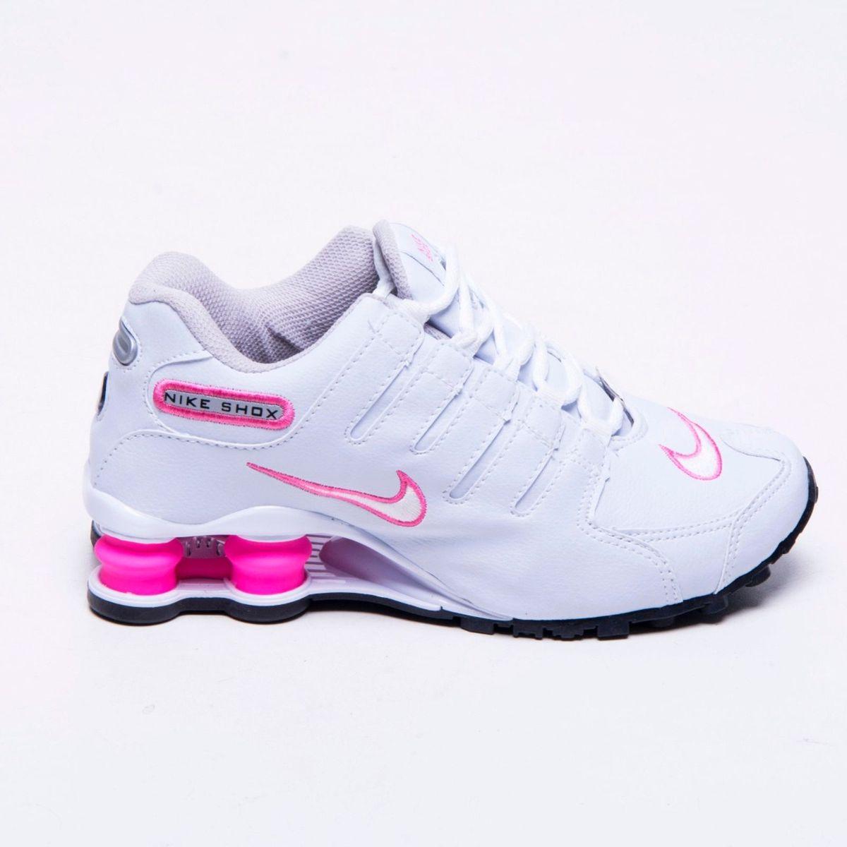 dd7874aaa9 Tenis Nike Shox Nz Feminino Numero 37