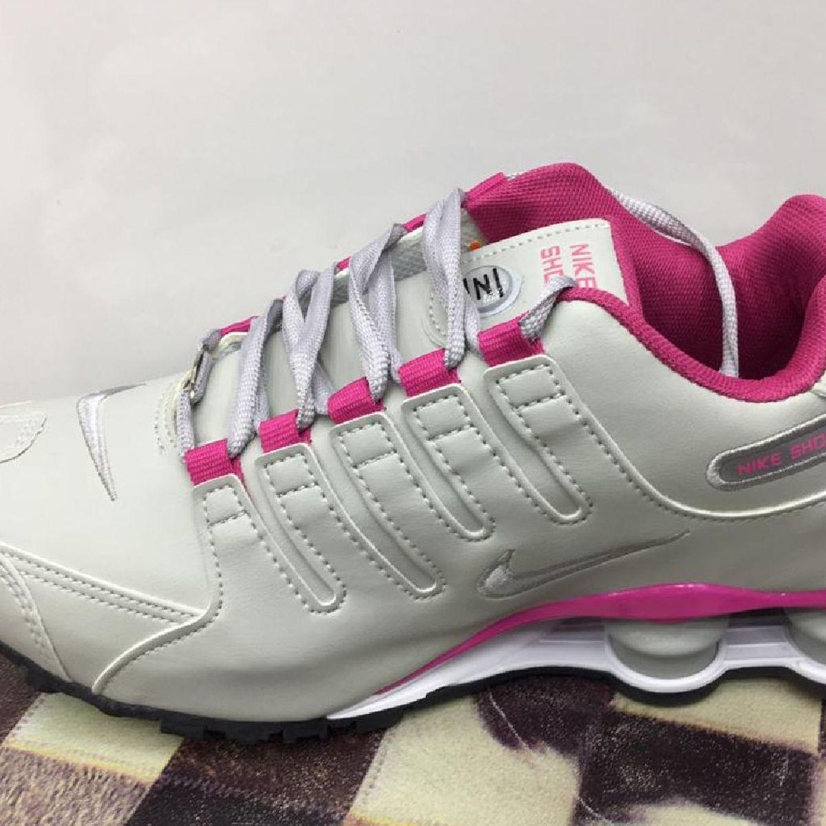 f5656b552a044 Tenis Nike Shox Nz Original Feminino Numero 35 | Tênis Feminino Nike Nunca  Usado 33409752 | enjoei