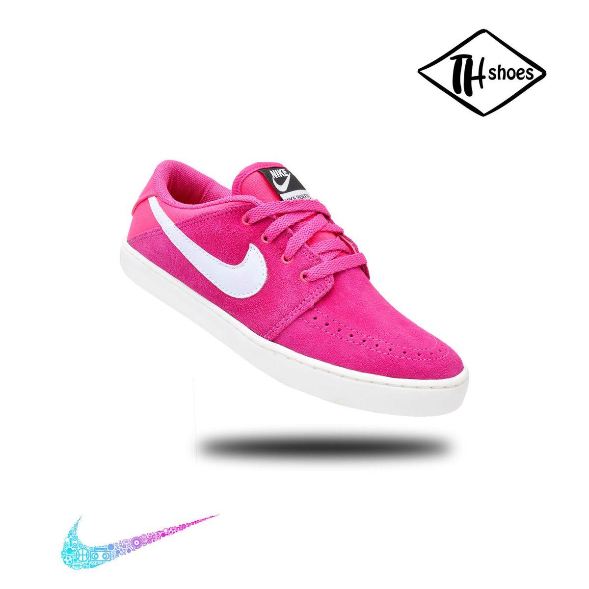8b013f26ae9 Tênis Nike Suketo Feminino Cano Baixo
