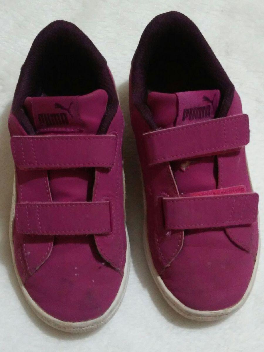 Sandália Infantil   Calçado Infantil para Meninas Usado