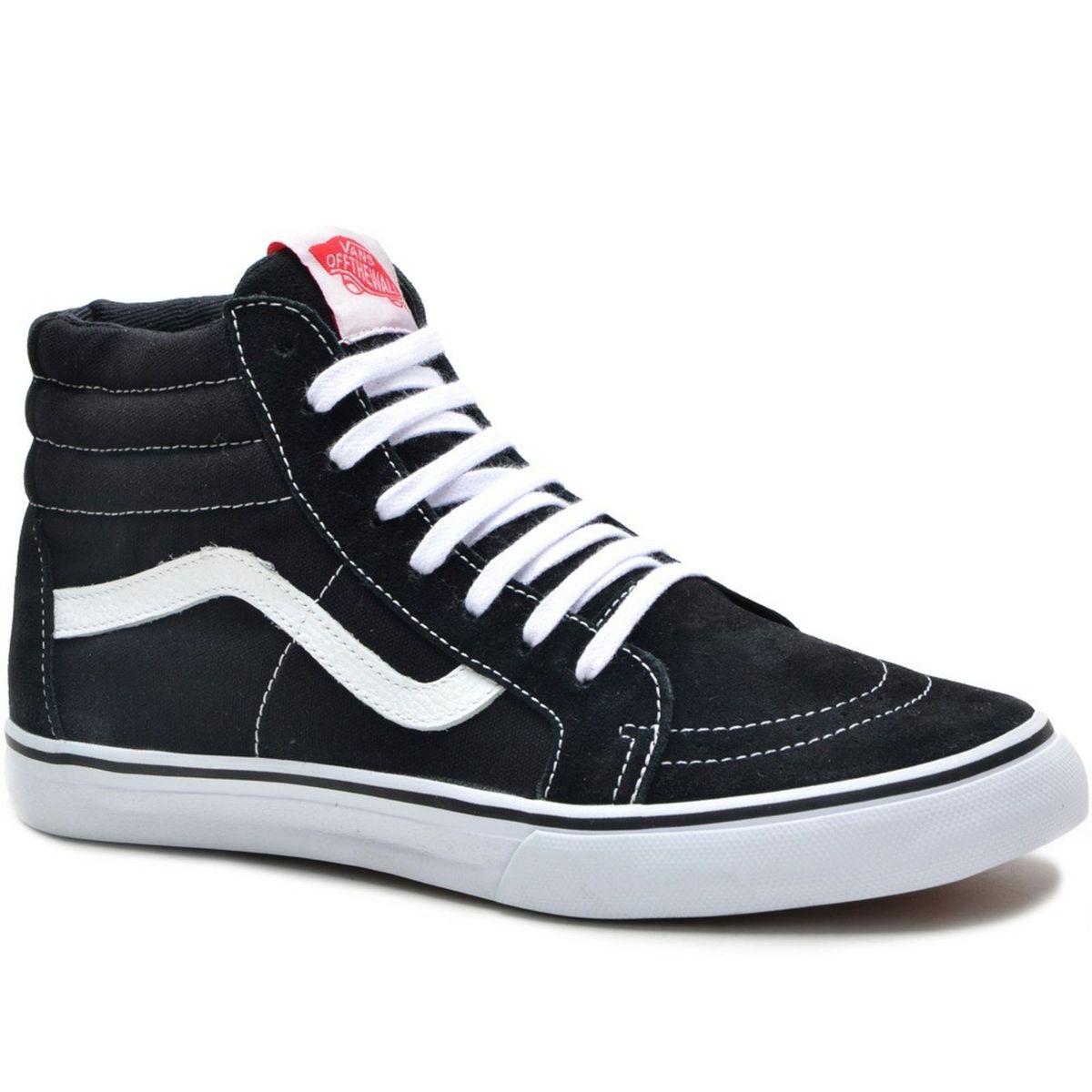 3ebbf4c70 Tênis Vans Old Skool Cano Alto - Botinha | Tênis Masculino Vans Nunca Usado  29884802 | enjoei