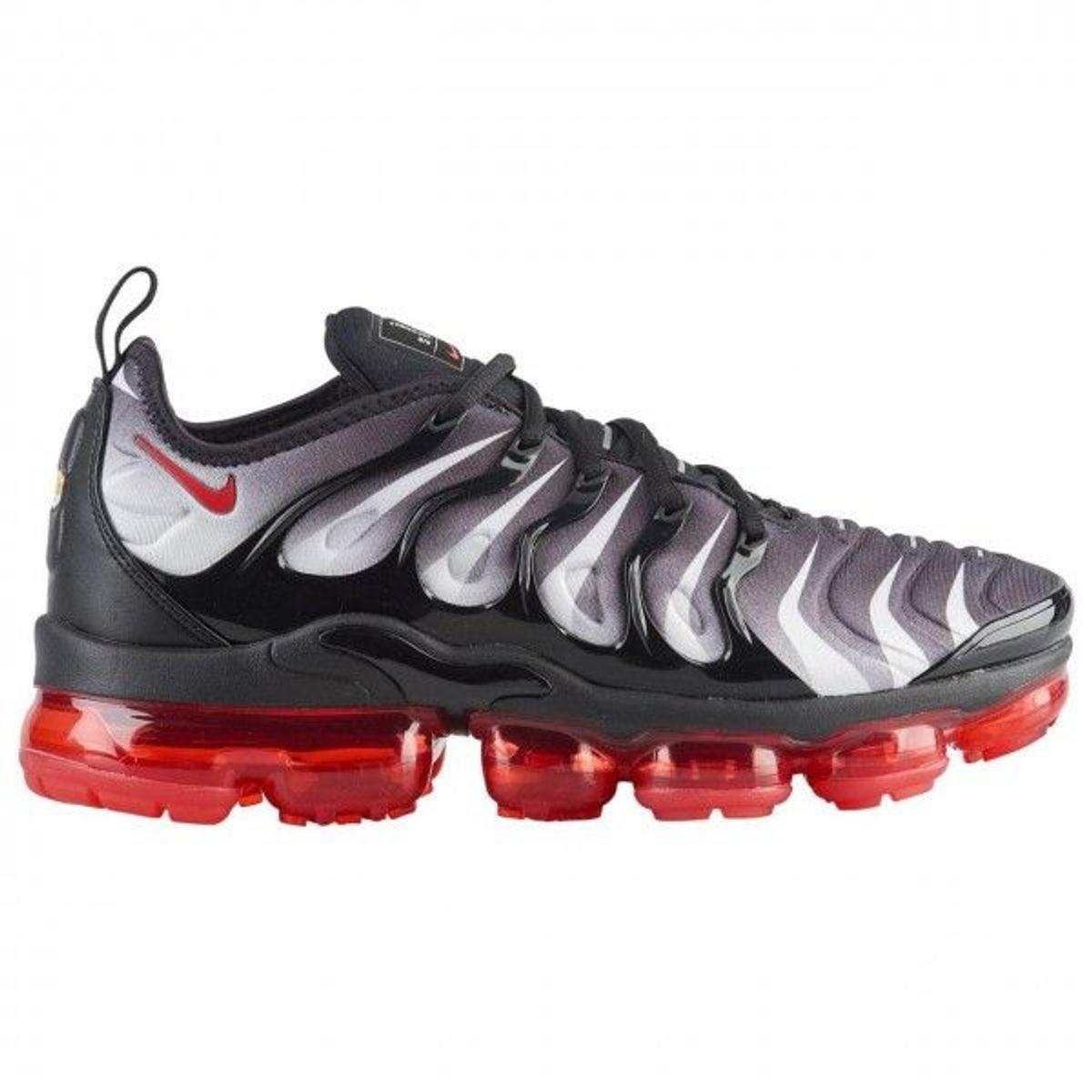 de580d7956e13 Tenis Vapormax Nike Plus Preto/vermelho Numero 42 | Tênis Masculino Nike  Nunca Usado 32273172 | enjoei