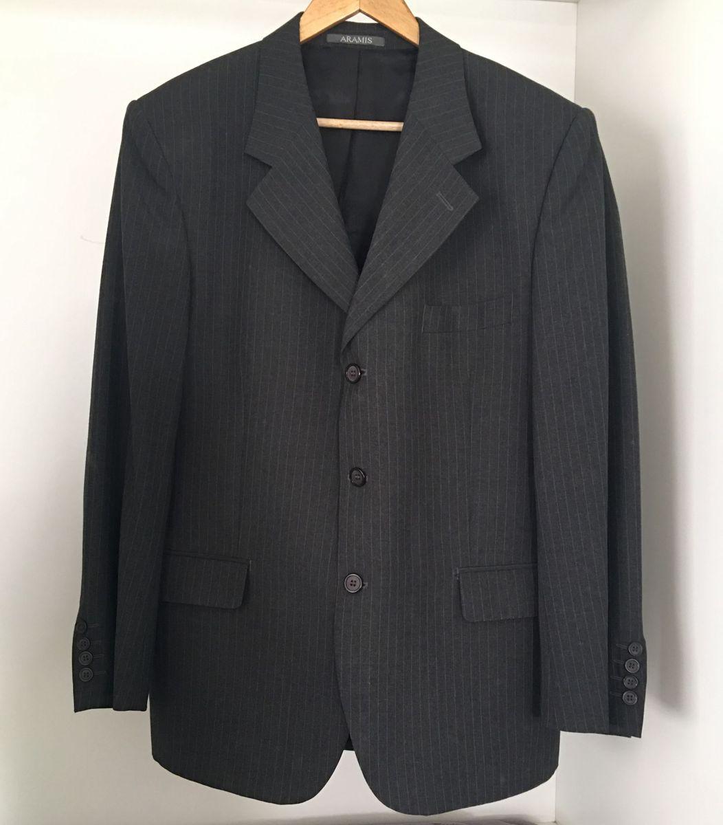 terno completo aramis - blazer aramis.  Czm6ly9wag90b3muzw5qb2vplmnvbs5ici9wcm9kdwn0cy82nti0odg3lzixntu5njy1otq4nza3mty0odgzodiwyje3zdexymnilmpwzw  ... b5216b705b